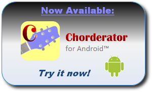 Now available: Chorderat
