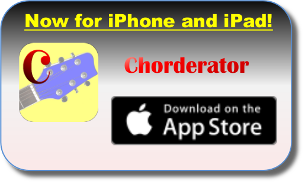 Now available: Chorderator for iPhone and iPad!